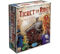 Билет на поезд: Америка (Ticket to Ride: Америка)