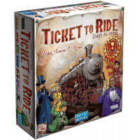 Билет на поезд: Америка (Ticket to Ride: Америка)