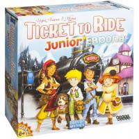 Билет на поезд Junior(6+): Европа (Ticket to Ride Junior)