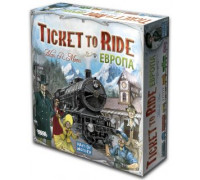 Билет на поезд: Европа (Ticket to Ride: Европа)