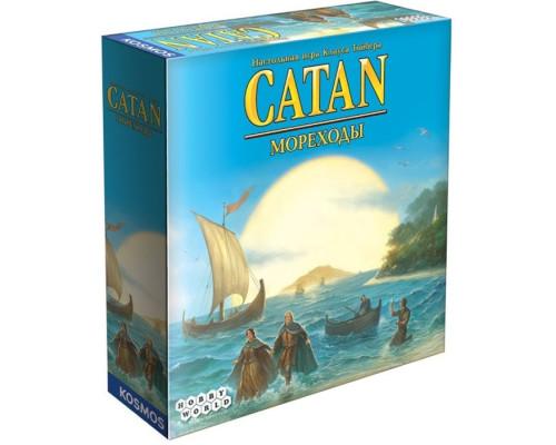 CATAN: Колонизаторы  Мореходы. Дополнение