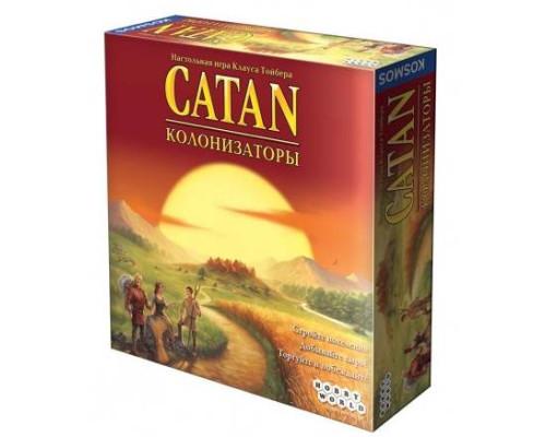 Catan:Колонизаторы