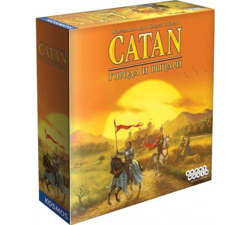 CATAN:(Колонизаторы). Города и рыцари. Дополнение