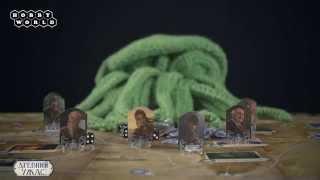 Настольная игра «Древний ужас» — Обзор.