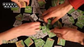 Настольная игра «Каркассон» — обзор игры.